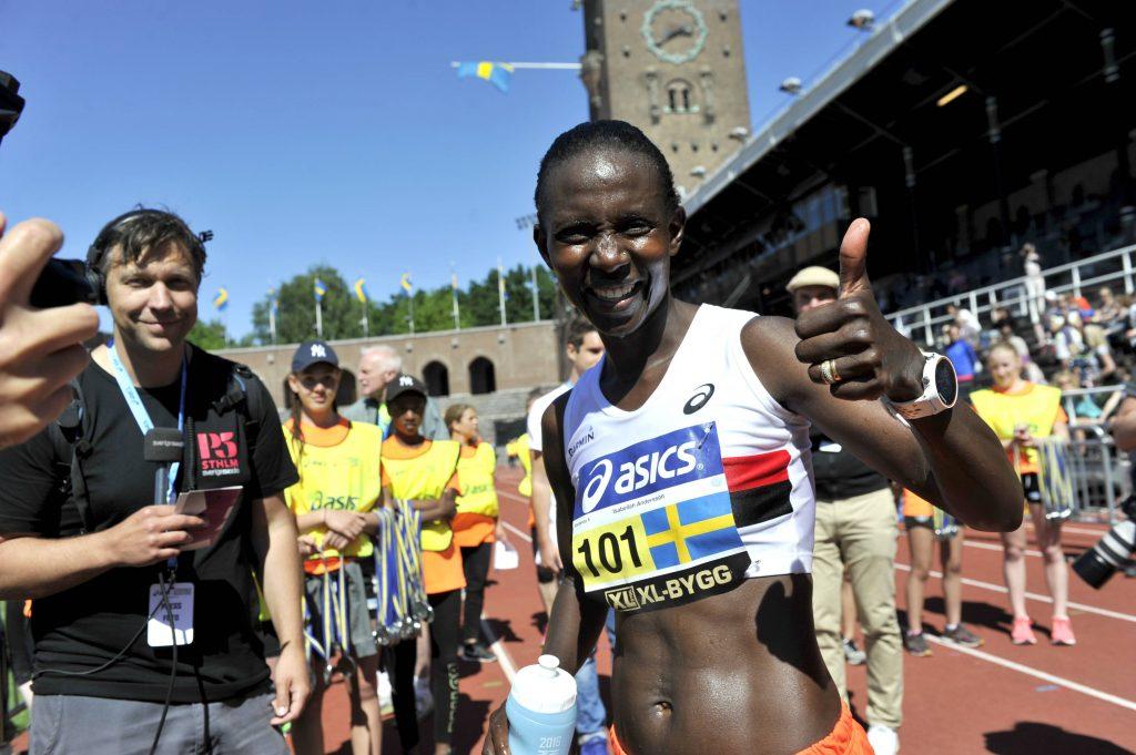 Alla som kommer i mål är vinnare. Foto: Deca Text & Bild